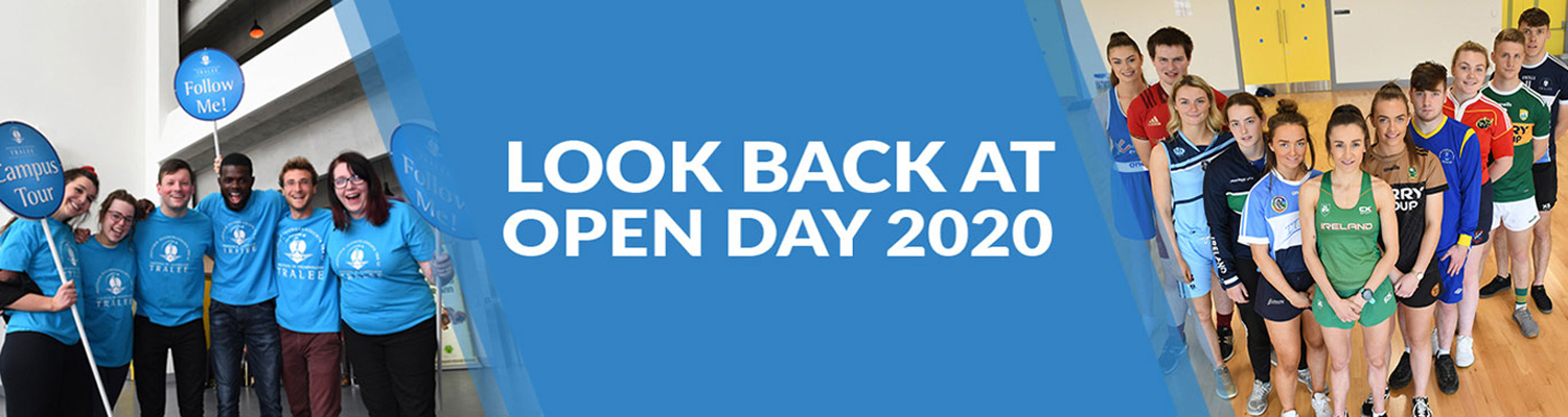 Look Back on Virtual Open Day