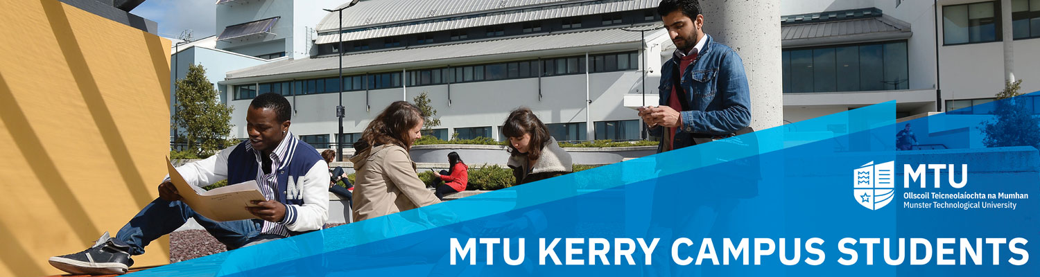 MTU Kerry Campus Students Study Abroad