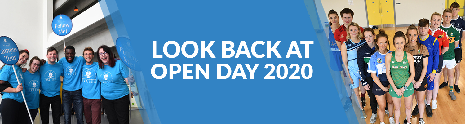 Look Back on the Virtual Open Day