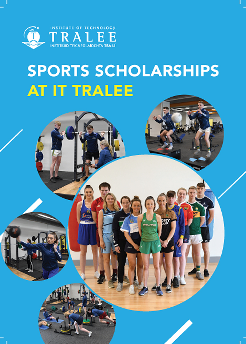 Sports Scholarship Flyer 2019 Cover