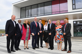 An Tánaiste Simon Coveney Officially Opens €19 million Kerry Sports Academy at IT Tralee